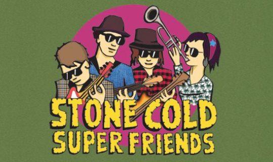 The Stone Cold Super Friend Simon Kelly