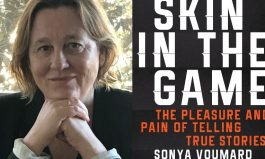 Sonya Voumard is Back in the Game with new book