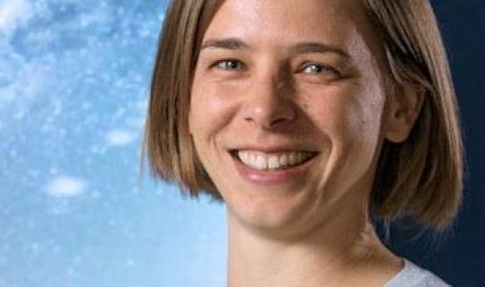International Day of Human Space Flight: Professor Lisa Harvey-Smith