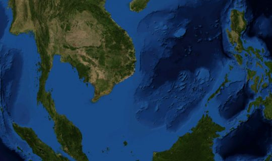 Understorey: South China Sea ~ Islands, rocks and shoals
