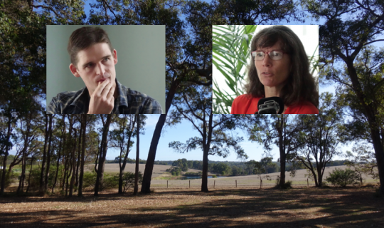 Understorey: Climate 2018 ~Changing South West