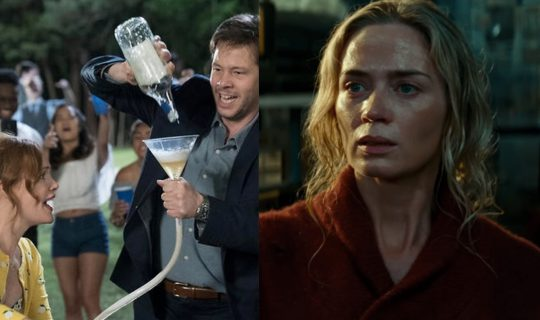 Movie Squad: A Quiet Place & Blockers