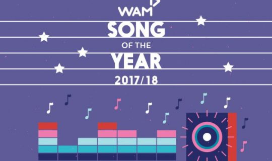 "Local Showdown looms for WAM ""Song of the Year"" Nominees"