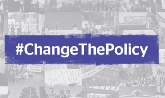 #ChangeThePolicy