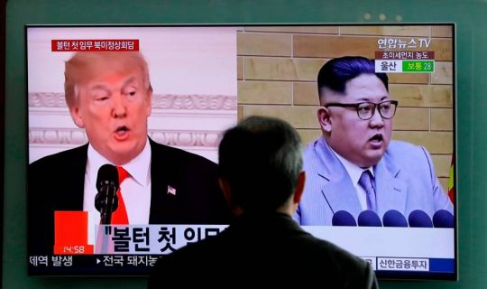 Denuclearising the Korean Peninsula – North Korea and U.S.