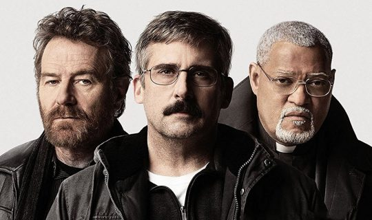 Movie Squad: Infinity War & Last Flag Flying
