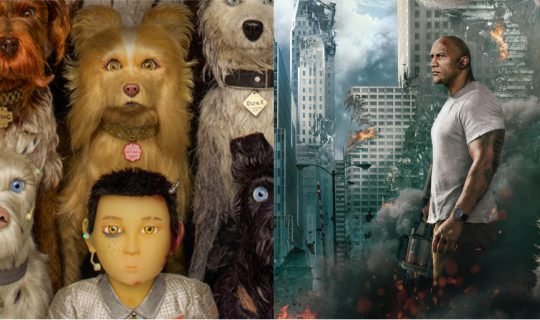 Movie Squad: Isle of Dogs & Rampage