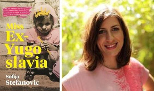 Miss Ex Yugoslavia by Sofija Stefanovic