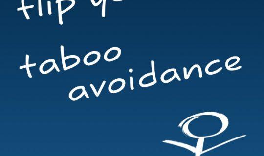 Talk the Talk: Flip Yeah Taboo Avoidance