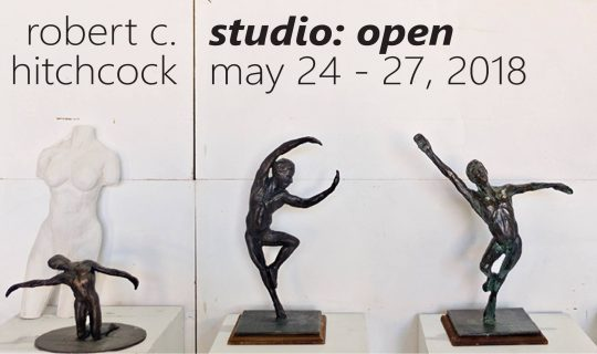 Robert C. Hitchcock – Studio: Open