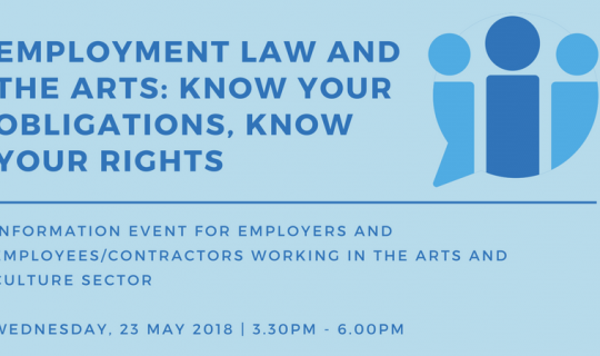 Employment Law and the Arts