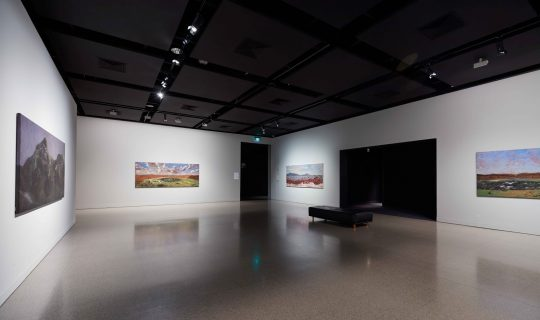 Interview with Curator of John Curtin Gallery