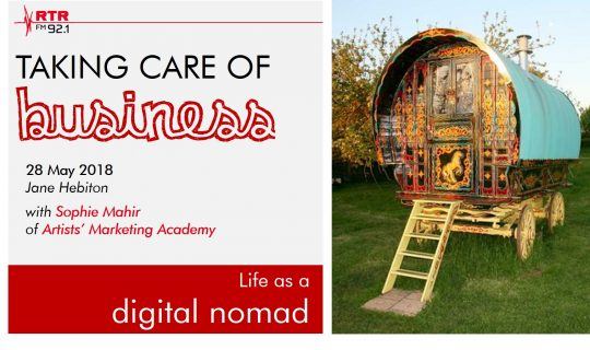 Taking Care of Business: the life of a digital nomad