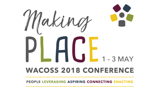 WACOSS Conference 2018: Women's Place Panel.
