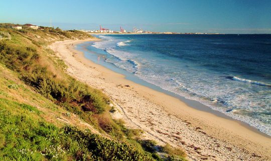 Between Wind and Water: The Story of Fremantle