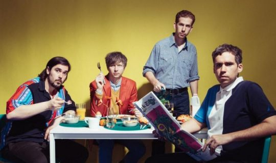 Parquet Courts release brand new album