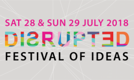 Disrupted Festival in Perth once again