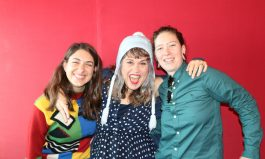 Mel from Flyball Governor and Ella Munro talk New Music