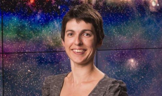 Local Astrophysicist Turns Night Sky into Technicolor