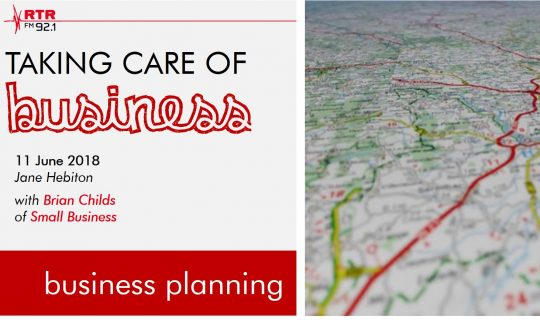 Taking Care of Business: SBDC Business Planning