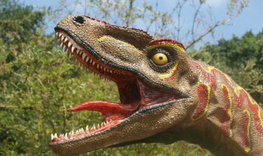 Science with Sarah: Treble Helps to Talk and Dinosaur Tongues