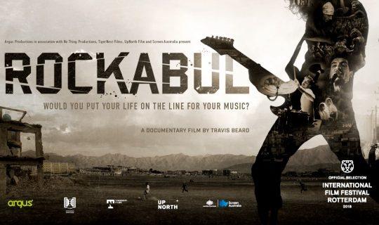 Rock In Kabul