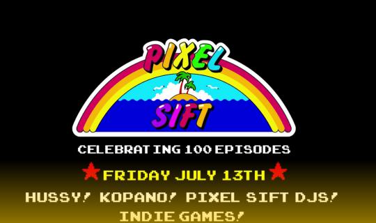 Pixel Parties