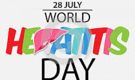 FITTER | HAPPIER: July 28 World Hepatitis Day