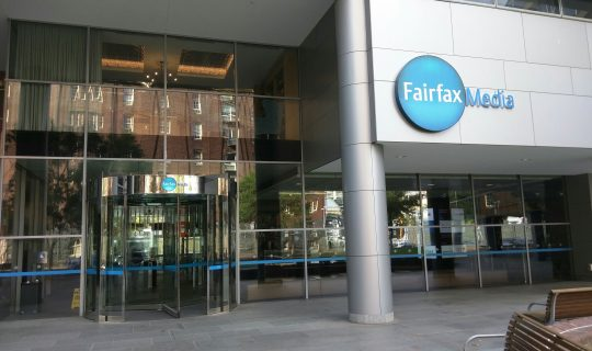 Fairfax Media and Nine Entertainment Merger