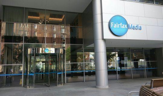Fairfax Media and Nine Entertainment Merger