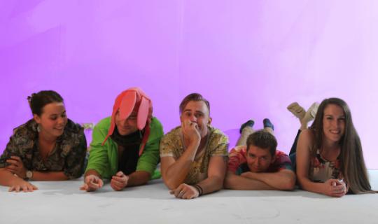 Ø Island Launch Anthem Of The Broken Mind