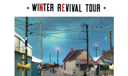 My Friend the Chocolate Cake presents The Winter Revival Tour