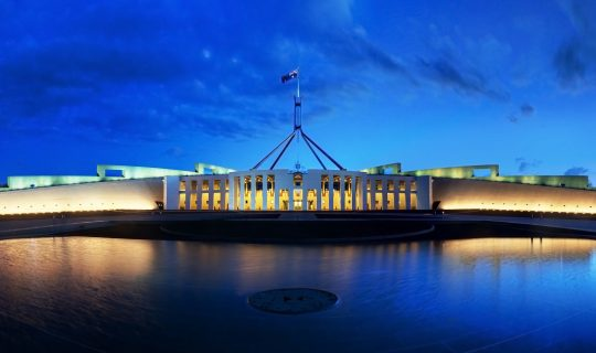 Senate Inquiry into the Impact of Climate Change on Housing, Infrastructure and Transport