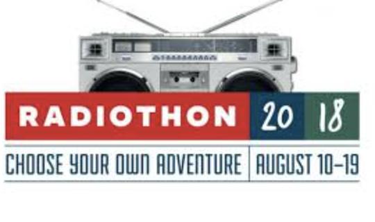 Science with Sarah: Radiothon 18 edition!