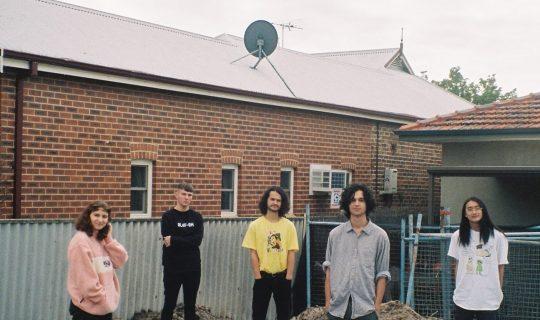 "Demon Days, ""Magic Eye"" EP Australian Tour"