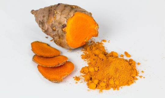 Body Movin': Turmeric Spices