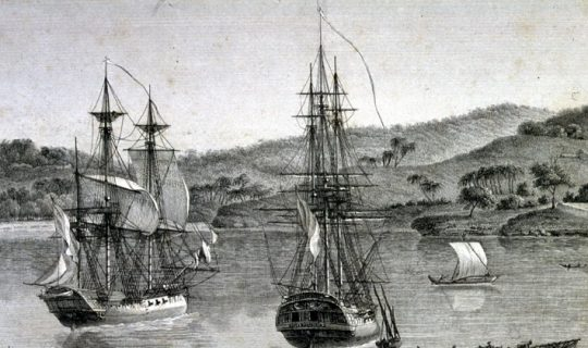 French Explorers In Western Australia