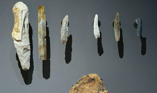 Australian Archaeologists Dropping The Term 'Stone-Age'