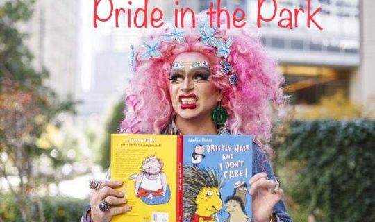 Pride in the Park – Kid-friendly community events