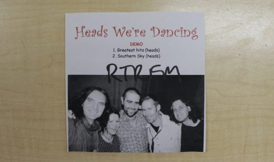 The Land That Time Forgot: Heads We're Dancing