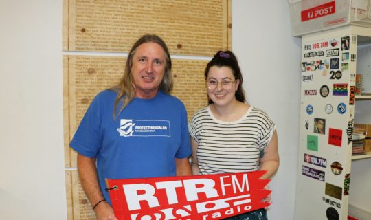 Tim Winton drops in to Breakfast