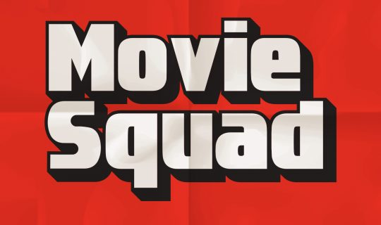 Movie Squad RTRFM Podcast Episode #5: 'Holiday Movies' with Special Guest Andrea Gibbs