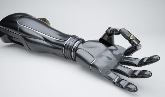 Reality Bytes: Bionic Limbs