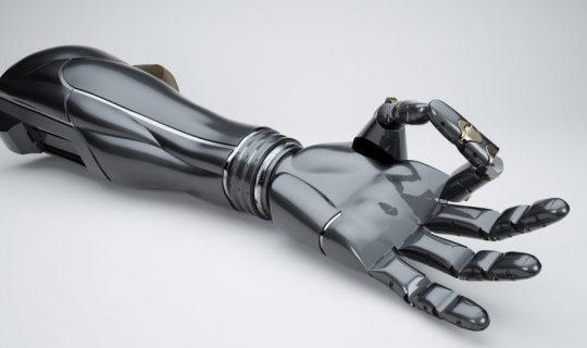 Reality Bytes: Bionic Limbs