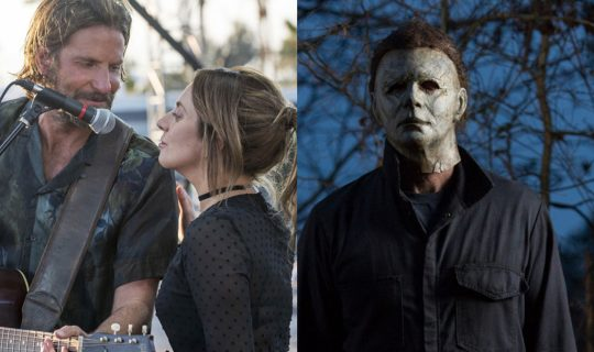 Movie Squad: A Star Is Born & Halloween