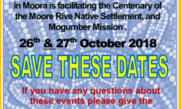 Moorditj Mag – Centenary of Moore River Native Settlement