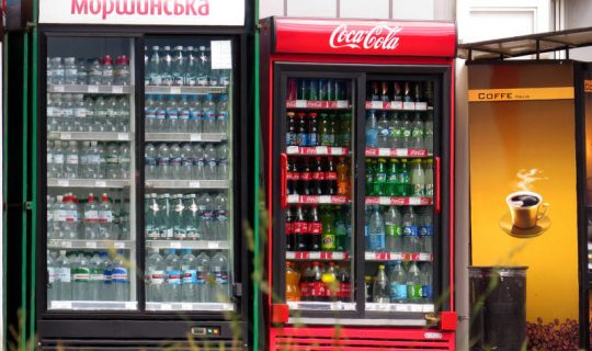 FITTER | HAPPIER: Sugary and Soft Drinks