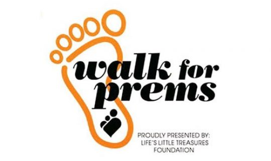 Life's Little Treasures are Walking For Prems