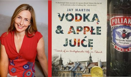 Jay Martin: Vodka and Apple Juice.