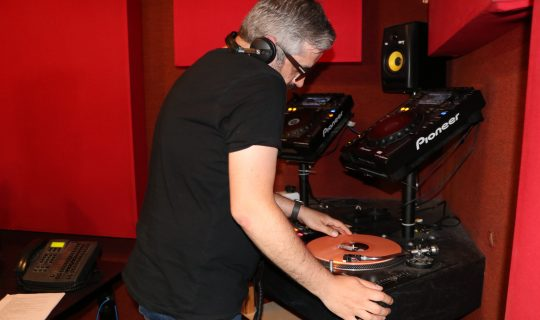Friday Mix: Colin Morrison